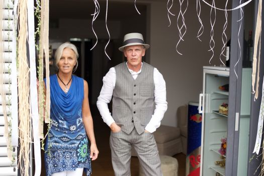 Weddingparty Life In Motion
